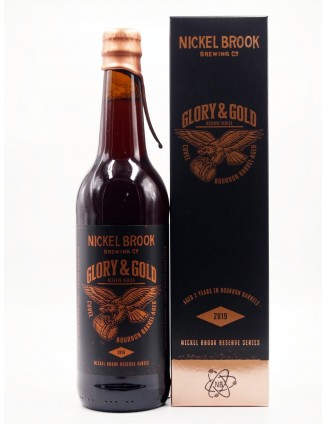 Nickel Brook GLORY&GOLD bottle 500ml
