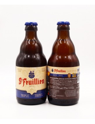 St. Feuillien Triple bottle 330 ml