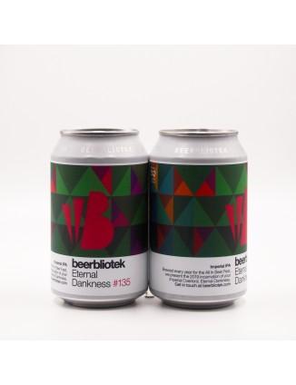 BEERBLIOTEK Eternal Dankness Imperial IPA 330ml CANS