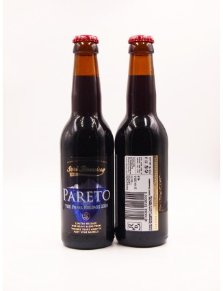 SORI BREWING Pareto 2020 (Tawny Port BA) bottle 0,33