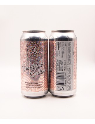 SORI BREWING SOUR  Beautiful Bellini can 0,44