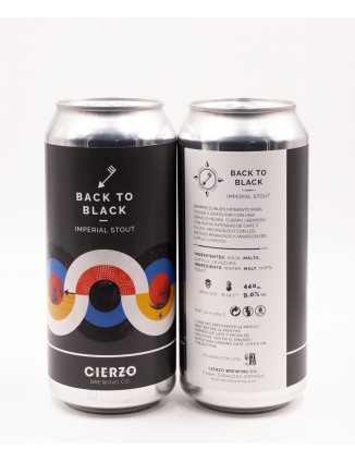 Cierzo Brewing Back to...
