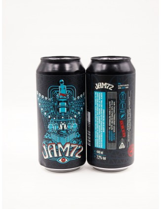 Mad Scientist Brewing Company Jam72  can 0,44