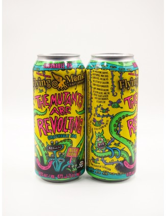 Flying Monkeys THE MUTANTS ARE REVOLTING can 473ml