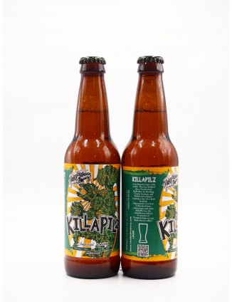 VOODOO KILLAPILZ bottle 355ml.