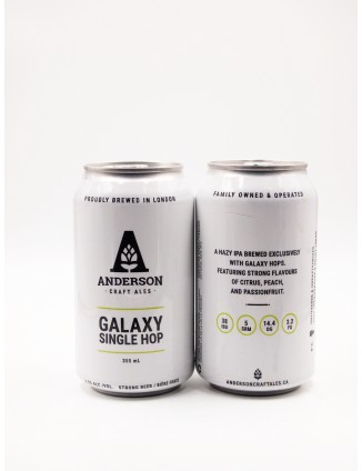 ANDERSON GALAXY SINGLE HOP...