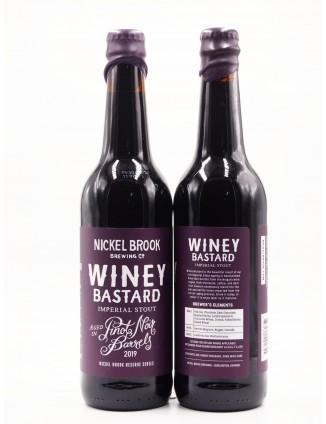 Nickel Brook WINEY BASTARD bottle 500ml