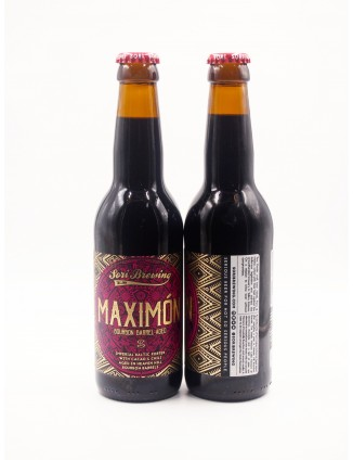 SORI BREWING Maximón BA bottle 0,33