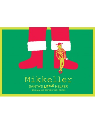 Pack Mikkeller X-MAS: Santa's Little Helper x6