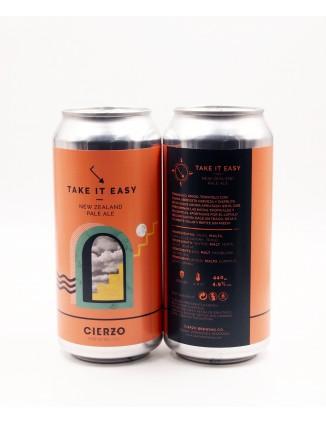 Cierzo Brewing Take it Easy...