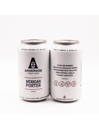 ANDERSON MEXICAN PORTER can...