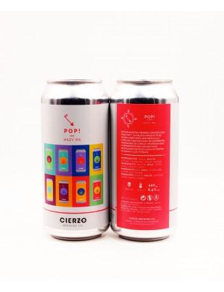 Cierzo Brewing Pop! can 440 ml