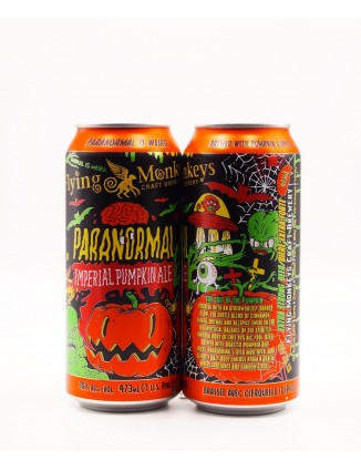 Flying Monkeys PARANORMAL IMPERIAL PUMPKIN can 473ml