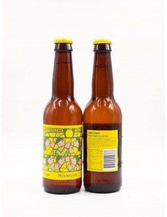 Mikkeller Limbo Series Yuzu bottle 330 ml ABV 0,3