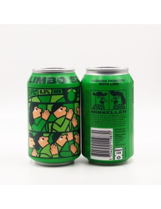 Mikkeller Limbo Series Lime can 330 ml ABV 0,3