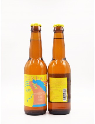 Mikkeller Drink in the Sun (0,3%) bottle 330 ml   ABV 0,3