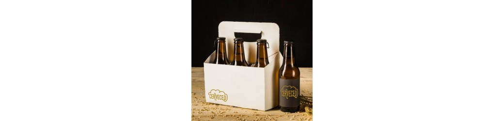 Packs Cerveceo Cerveza artesana Craft beer