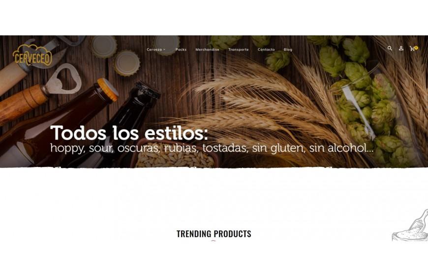 Relanzamiento de Cerveceo.com